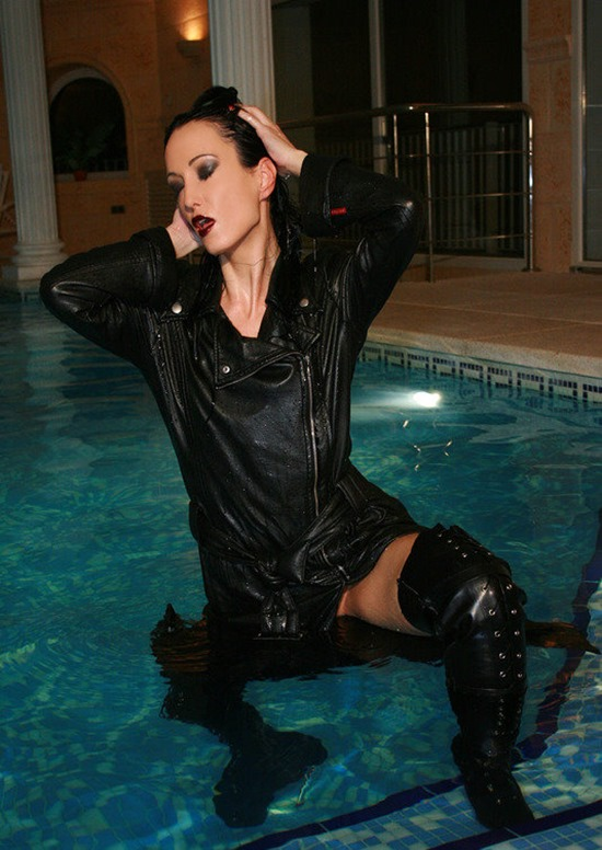 Leather Coat Fetish Movies 80